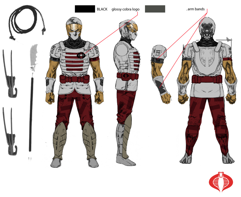 Spec ...  sc 1 st  Mike Thompson - WordPress.com : storm shadow costumes  - Germanpascual.Com